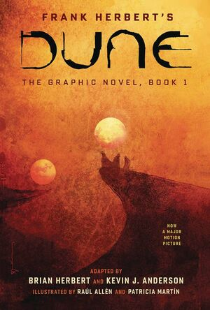DUNE 1 THE GRAPHIC NOVEL BOOK 1