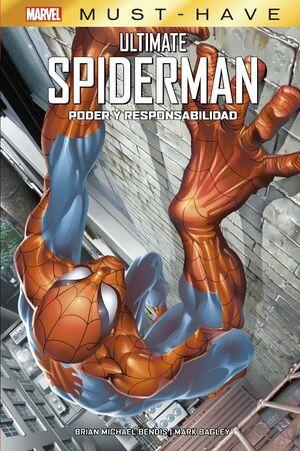 ULTIMATE SPIDERMAN 01: PODER Y RESPONSABILIDAD