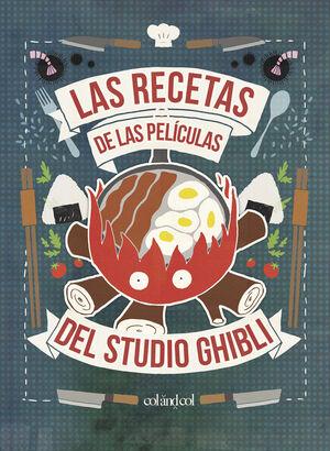 LAS RECETAS DE LAS PELÍCULAS DEL STUDIO GHIBLI