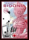 KNIGHTS OF SIDONIA 13 (PÁGINAS A COLOR)