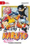 NARUTO Nº02/72 (PDA)