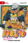 NARUTO Nº03/72 (PDA)