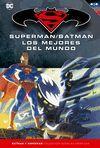 BATMAN Y SUPERMAN - COLECCIÓN NOVELAS GRÁFICAS NÚMERO 16: SUPERMAN/BATMAN: LOS M