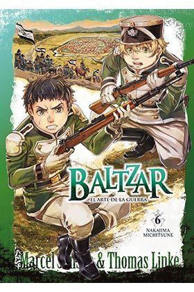 BALTZAR: EL ARTE DE LA GUERRA 06