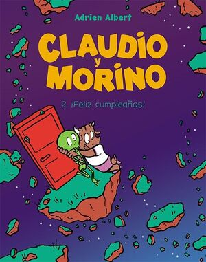CLAUDIO Y MORINO 2. FELIZ CUMPLEAÑOS