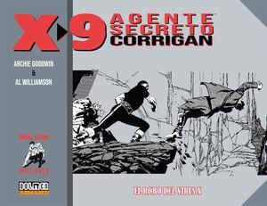 AGENTE SECRETO X-9 1972-1974