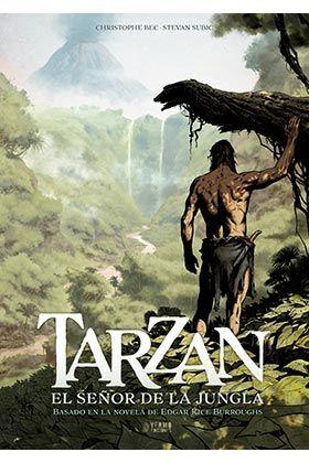 TARZAN, EL SEÑOR DE LA JUNGLA 01