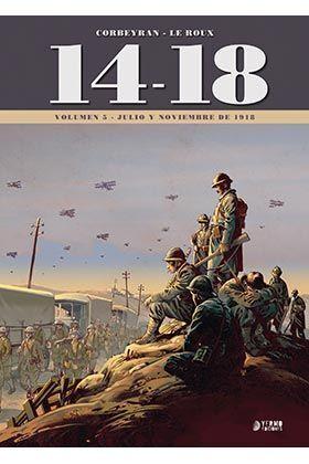 14-18 05: JULIO Y NOVIEMBRE DE 1918
