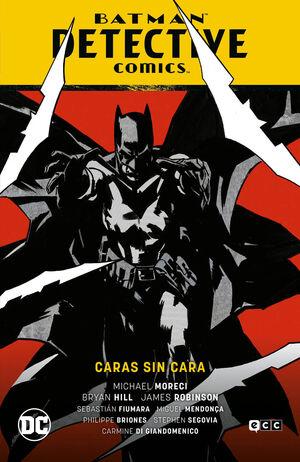 BATMAN: DETECTIVE COMICS VOL. 08 - CARAS SIN CARA