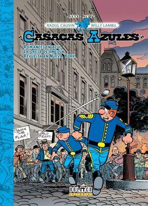 CASACAS AZULES 2000-2002