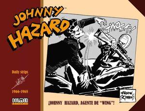 JOHNNY HAZARD 1966-1968