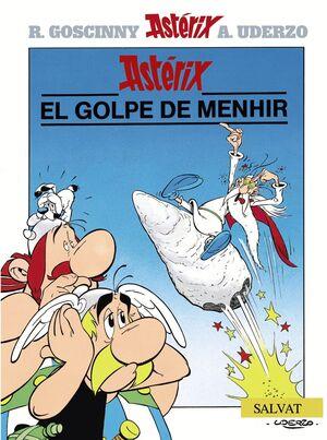 ASTERIX: EL GOLPE DE MENHIR (NO COMIC)