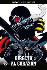 BATMAN LA LEYENDA N 60 DIRECTO AL CORAZON