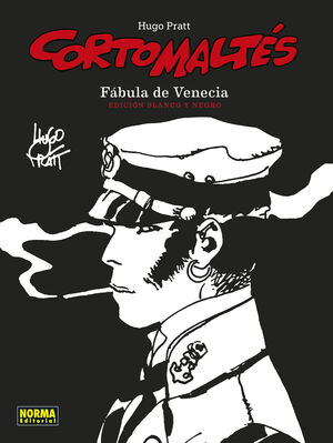 CORTO MALTES 07: FABULA DE VENECIA (B/N)
