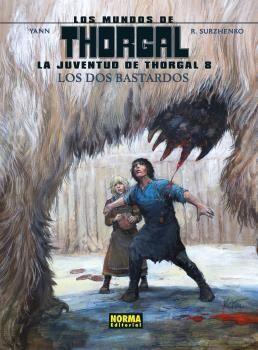 LA JUVENTUD DE THORGAL 8. LOS DOS BASTARDOS