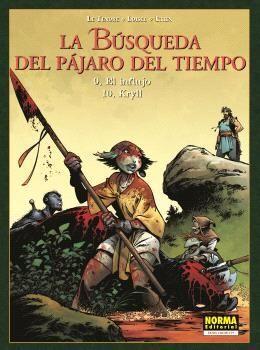 CEC 279 - LA BUSQUEDA DEL PAJARO DEL TIEMPO 9-10. EL INFLUJO/KRYLL