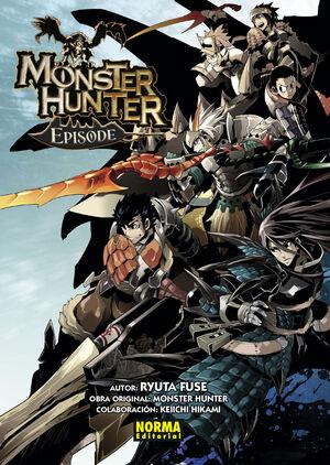 MONSTER HUNTER EPISODE 1 A 3 (PACK)