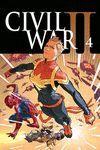 CIVIL WAR II N. 4