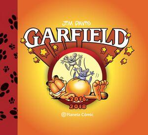 GARFIELD 2016-2018 Nº20