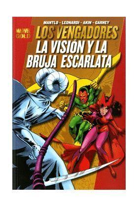 LOS VENGADORES: LA VISION Y LA BRUJA ESCARLATA (MA