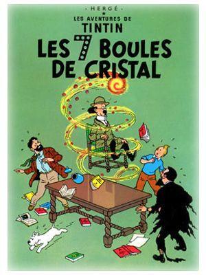 POSTER 13 LAS 7 BOLAS DE CRISTAL