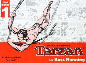 TARZÁN: TIRAS DIARIAS 01