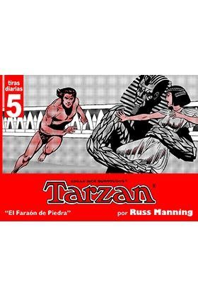 TARZAN: TIRAS DIARIAS 05