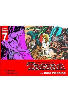 TARZAN. PLANCHAS DOMINICALES 07
